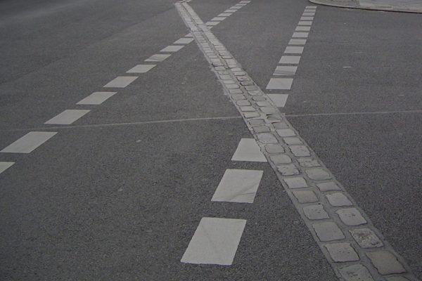 oznakowanie dróg, usługi brukarskie, usługi znakowania dróg